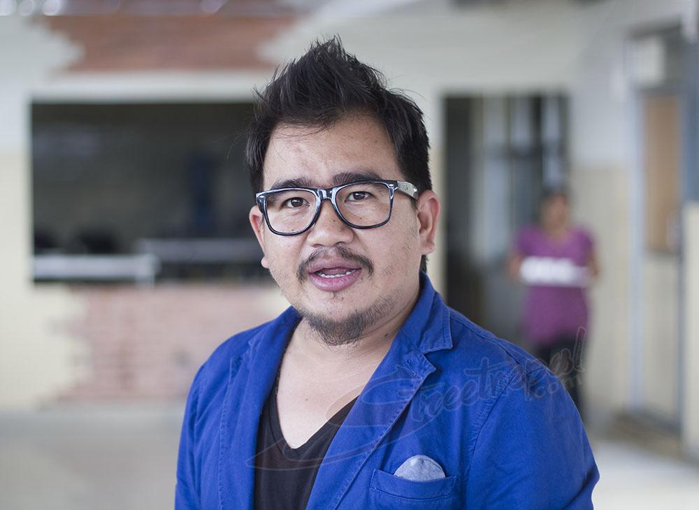 Wilson Bikram Rai about wilson bikram rai