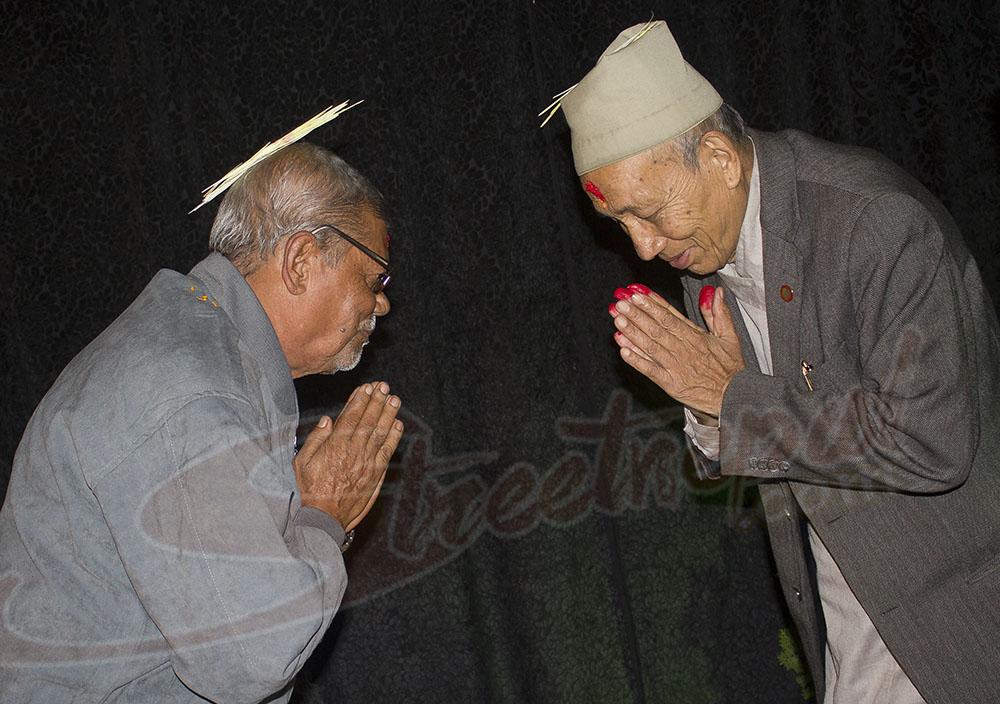 Dashain at Mandala Theater1