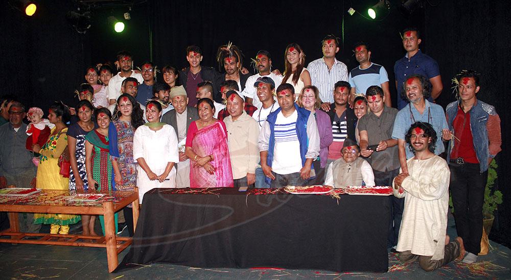 Dashain at Mandala Theater5
