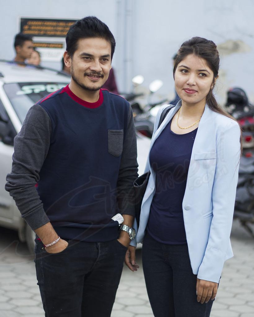 Pooja sharama & Sudarshan thapa1