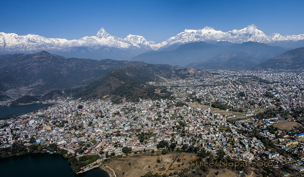 Image result for pokhara city