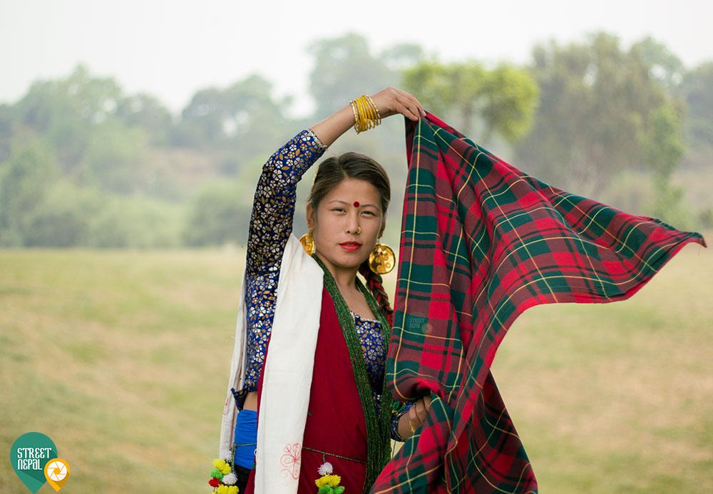 Gurung cultural attire 4r