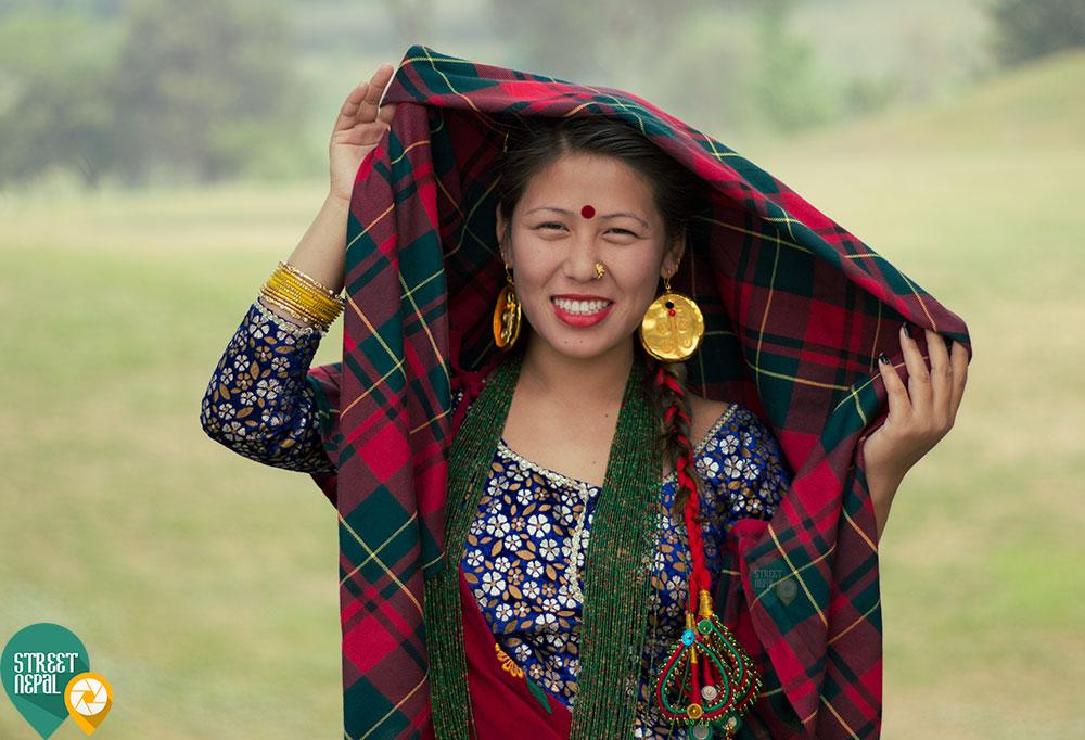 Gurung cultural attire 5tf