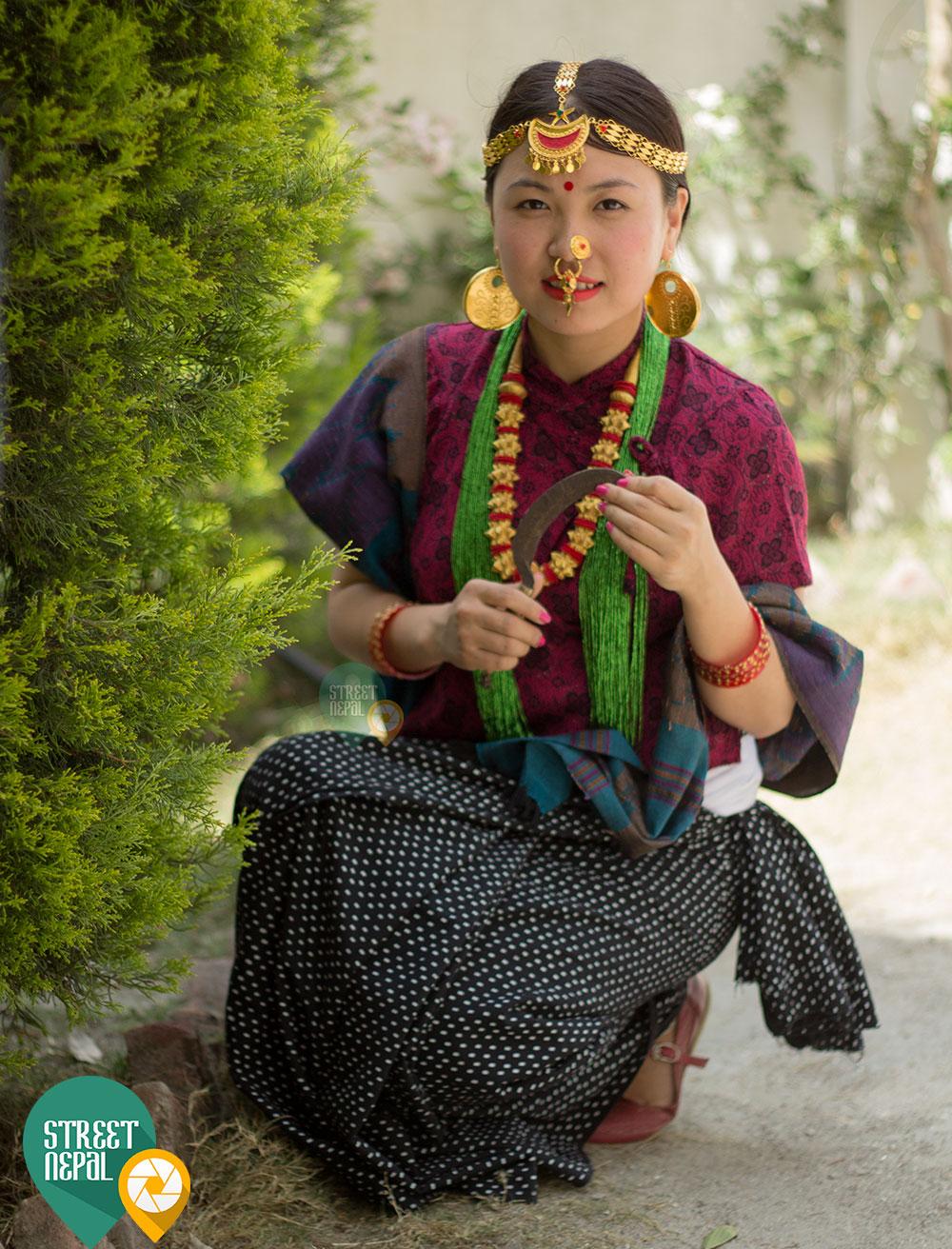 Nepali rai wedding