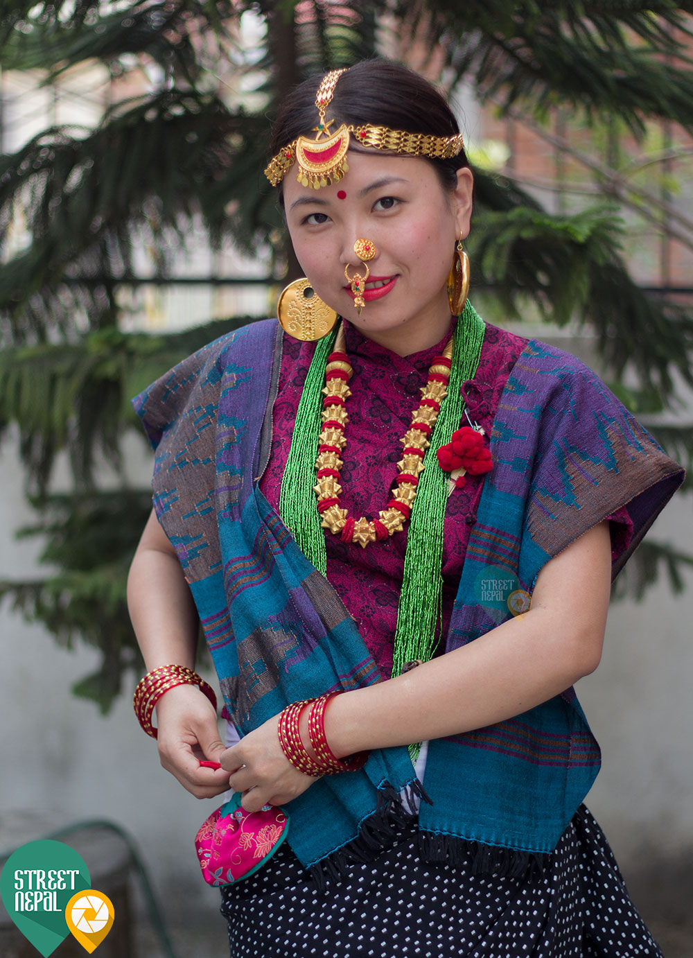 Nepali rai wedding
