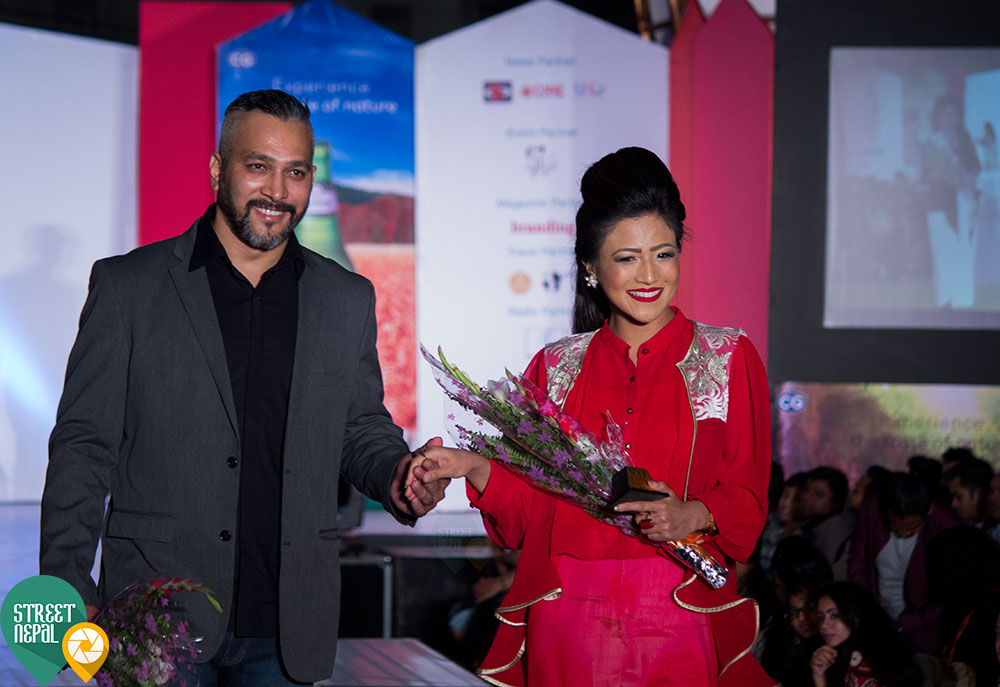 fashon show nepal 2