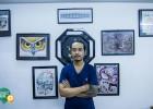 INTERVIEW WITH TATTOO ARTIST, BINAYA GURUNG