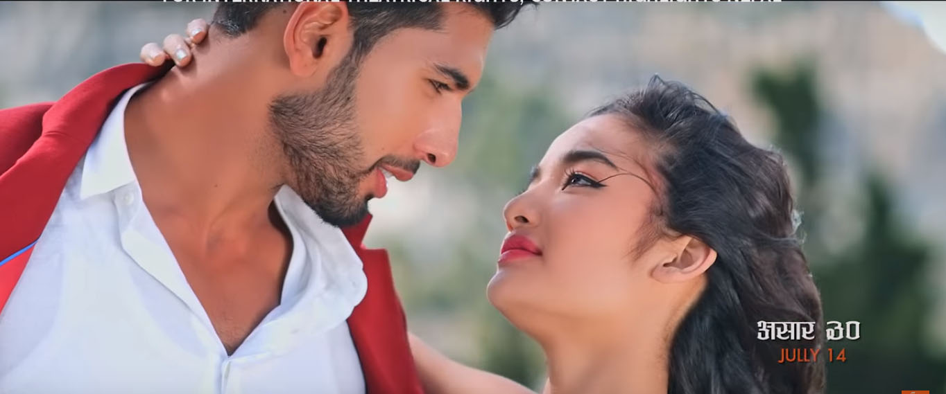 """SAAYAD 2'S ""PAHILO PREM"": A VISUAL TREAT WITH SUGAM POKHREL'S SOULFUL VOICE (WATCH VIDEO)"