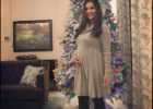 "SEE PIC: NISHA ADHIKARI ANNOUNCES HER PREGNANCY BY FLAUNTING A ""BABY BUMP"""