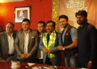 """CHAUKA DAU"" ANNOUNCED ON SHAMBHUJIT BASKOTA'S BIRTHDAY, TO RELEASE ON TIHAR 2075"