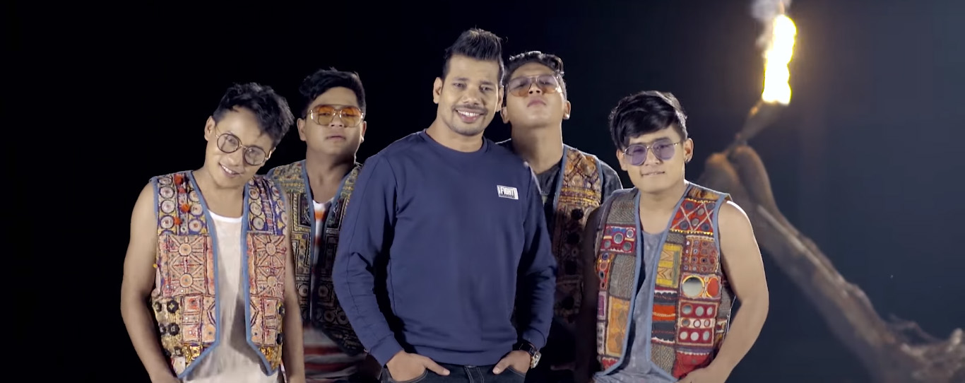 "WATCH: SUMI SIZZLES IN SHIVA'S ""DARLING"" FT. BHIMPHEDI GUYS"
