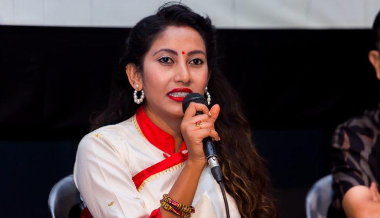 "THEATRE ARTIST NANI THAPA DONATES 1LAKH TO ""UNIFIED MODEL MAJHI COLONY"""